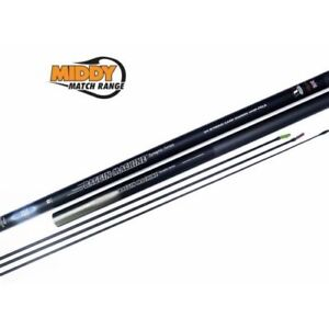 MIDDY BAGGIN' MACHINE 5.5m  READY TO FISH WHIP / POLE  3 x TOPS  2 x ELASTICATED