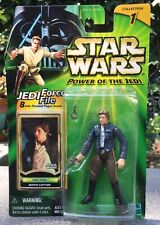 Hasbro Star Wars Han Solo Bespin Capture Action Figure POTJ 2000 MOC