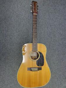 Instrument - Aria  Akustikgitarre 12 Saiten (Model: 9634)(11297413) Vintage