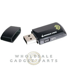 IOGEAR GWU625 Compact Wireless N USB Adapter Connection Power Connectivity Plug