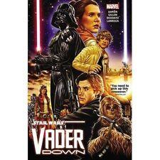Star Wars: Vader Down by Jason Aaron, Kieron Gillen (Paperback, 2016)