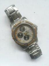 vintage LOTUS QUARTZ watch for spare for repair