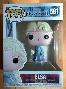 Funko Pop Disney Frozen 2 - Elsa Pop! Vinyl Figure #581
