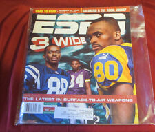 ESPN Monthly Magazines Lot of 4 Issues