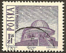 Scott # 1446 - 1966 - ' Planetarium, Katowice '