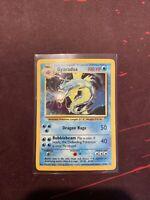 Gyarados 6/102 Rare  HOLO Base Set 1999 Pokemon Card NM