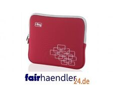 "✰ estuche, tableta ipad eBook Reader 10,1"" 10"" 9 pulgadas I-box iBag bolsa rojo I-Bag Case"