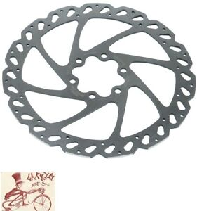 HAYES V6 160MM DISC ROTOR W/ BOLTS
