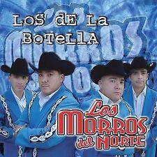 Morros Del Norte : De La Botella CD