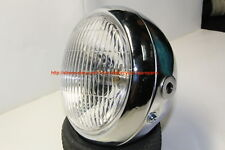 Motorcycle Head light Yamaha DT100X YL2G Chromed4.5in B