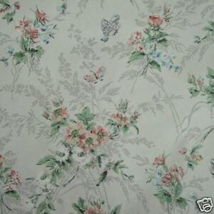 8sr/4dr Strahan Historic Repro French Floral Wallpaper