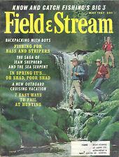 5/1967 Field and Stream Magazine