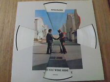 "PINK FLOYD WISH YOU WERE HERE PICTURE DISC 12"" SIZE FULL ALBUM"