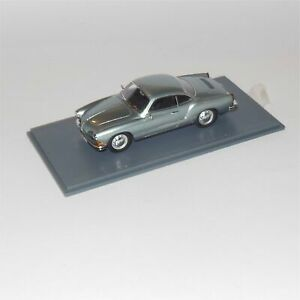 Neo Scale Models Volkswagen Karmann Ghia Coupe New in Display Case #44310