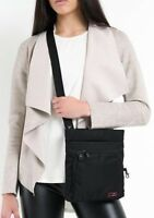 Anti-Theft RFID blocking Everyday Womens Crossbody Travel bag with Locking zips