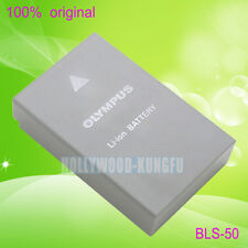 Genuine Original OLYMPUS BLS-50 Battery For EPL3 EPL5 EPL7 EPM1 EM10 BCS-5 BLS-5