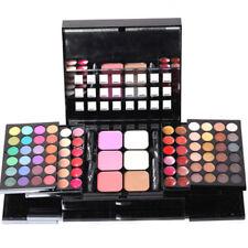 Professional Makeup Eyeshadow Palette Blush Lip Gloss Beauty Cosmetic Set Kit WW