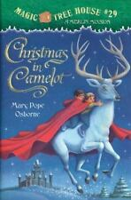 Christmas in Camelot by Mary Pope Osborne Hardcover Book (English)