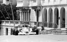 JAMES HUNT McLAREN M26 3 LARGE PHOTOGRAPHS  COLLECTION MONACO 1978 GP F1 FOTOS