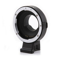 EF-MFT MF Electronic Adapter Ring fr Canon EF EF-S Lens to Micro 4/3 M4/3 Kamera