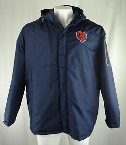 Chicago Bears NFL G-III Men's Full-Zip Coat