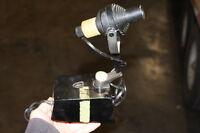 AO American Optical Universal Illuminator  & # 359 power supply microscope light