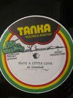 "George Knooks/Al Campbell – I've Got To Go/Have A Little Love 12"" Vinyl Single"