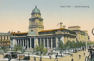 JOHANNESBURG - Town Hall - South Africa
