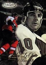 1998-99 Topps Gold Label Goal Race 99 #2 John LeClair