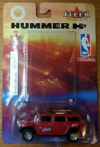 2004 Fleer Collectibles Hummer H2 Without Lebron James Rookie Trading Card