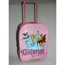 DISNEY sac roulettes  trolley PRINCESSES école Cendrillon Belle Jasmine neuf