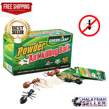 50pc ANTs KILLER POWDER HOW TO GET RID OF ANTS BEST KILLING BAIT WORK FAST