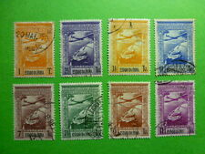 LOT 691 TIMBRES STAMP POSTE AERIENNE INDIA PORTUGAISE ANNEE 1938