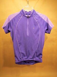 Pearl Izumi Cycling Jersey • Women's Small •Purple • Style 0816 • Bike / Road