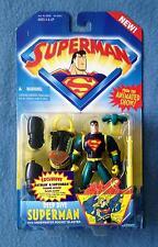 DEEP DIVE SUPERMAN WITH UNDERWATER ROCKET BLASTER 5 INCH FIGURE KENNER 1996