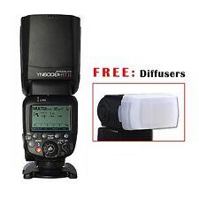 YONGNUO YN600EX-RT II Wireless Speedlite TTL Flash 1/8000s + Bounce Diffuser