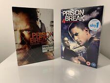 Prison Break - Season 3 & 4 Boxset Collection - Brand New And Sealed - FREEPOST