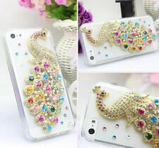 Glitter Luxury Crystal Bling Rhinestone Diamonds Soft Silicone Case Cover #J-1