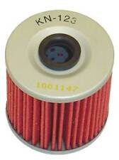 K&N OIL FILTER 2 Pack KN-123 KAWASAKI KLR650 KLF250/300 BJ250 KSF250 KEF KLX KSF