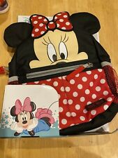 Disney Baby Minnie Mouse Mini Backpack Safety Harness Straps