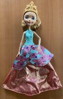 Ever after high Ashlynn Ella  2-in-1 Magical Fashion Doll Wind up Dress Magic