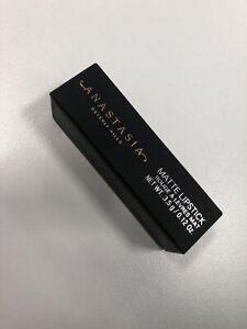BRAND NEW UNUSED & BOXED - ANASTASIA BEVERLY HILLS - MATTE LIPSTICK IN KISS