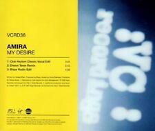 Amira - My Desire (3 trk CD / 1998)