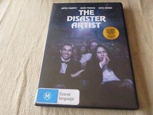 The Disaster Artist (DVD, 2018) Region 4 James Franco, Dave Franco