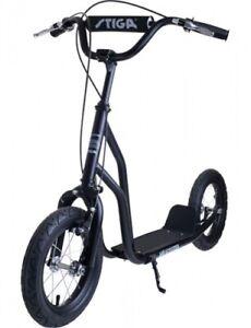 Stiga Air Scooter schwarz Modell 2020