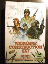 Vintage Wargame Construction Set Computer Game (Atari St, 1987) Very Good (Ssi)