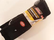 3 Pair Dickies Steel Toe Shin Protector Boot Length Work Sock Black 6-12  copper