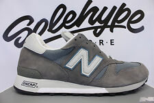 NEW BALANCE 1300 GREY WHITE 2017 MADE IN USA M1300CL SZ 11