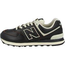 New Balance ML 574 Lpk Chaussures Sport Sneaker Rétro Blanc Noir Munsell