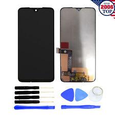Pantalla LCD Pantalla Táctil Digitalizador Para Negro Motorola Moto G7 XT1962-01/04 US